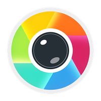 Candy Selfie-effect filter cam