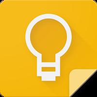 Google Keep - notas e listas